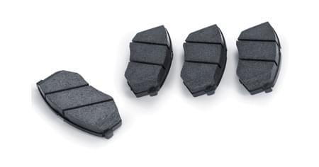 Genuine Parts Brake Pad detail