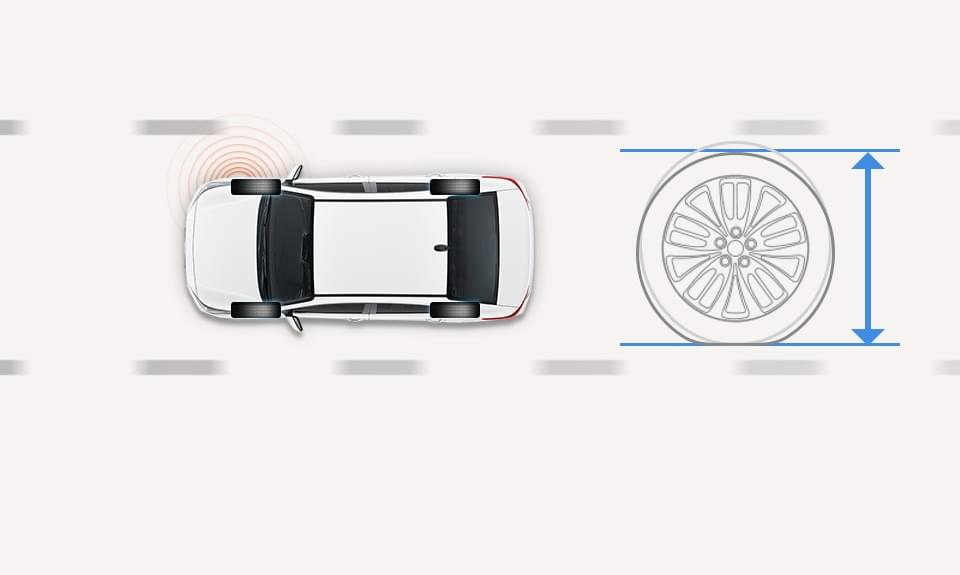 Tire Pressure Monitoring System (TPMS) image