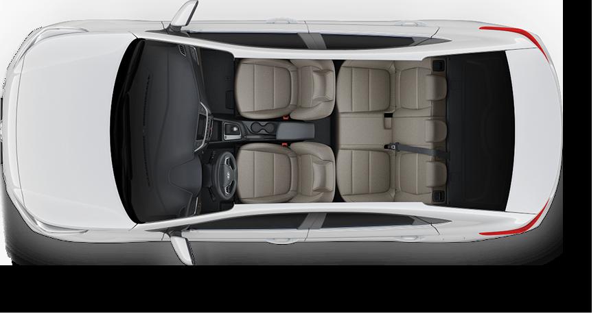 beige car seat