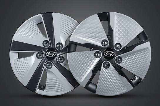 "IONIQ hybrid 15"" alloy wheel"