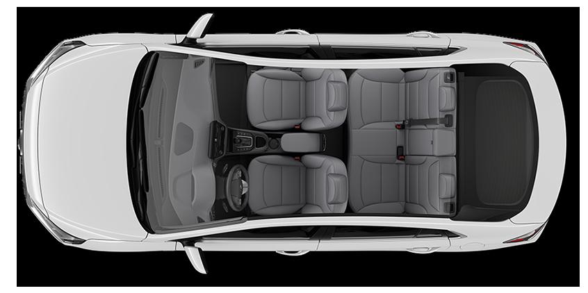 Gray seat color