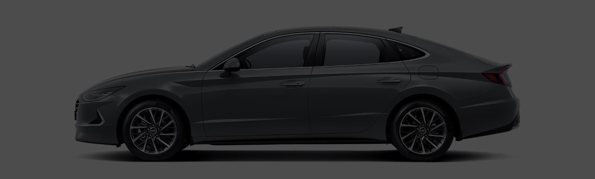 Sonata exterior side design
